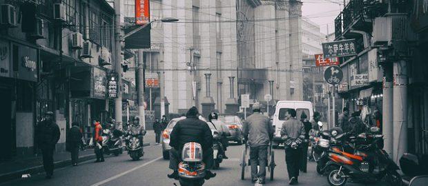 miasto w Chinach