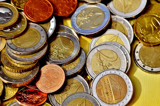 różnorakie monety