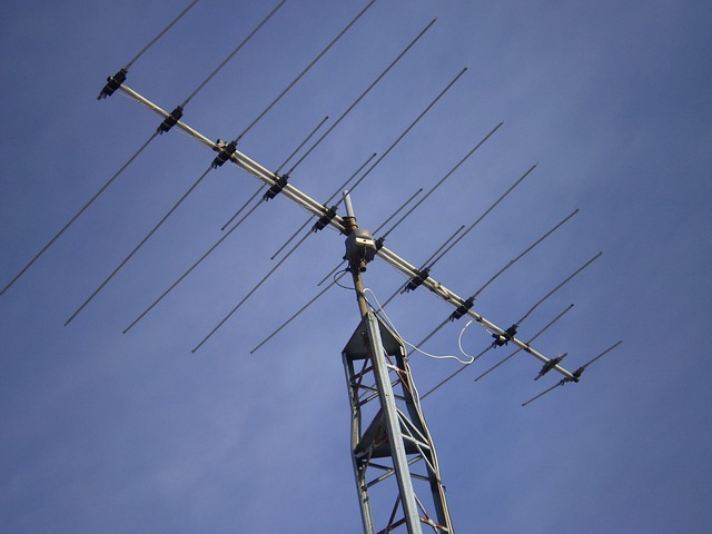 antena telewizyjna