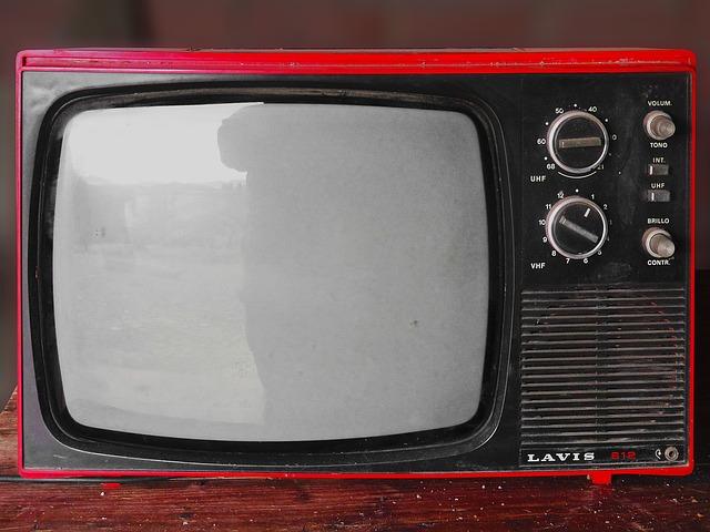 odbiornik telewizyjny