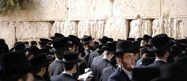Modlący się Żydzi