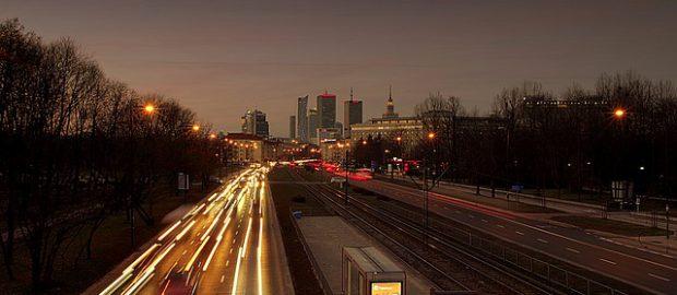 Autostrada w Warszawie