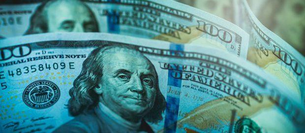 Dolar banknot