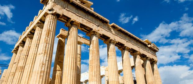 grecki zabytek