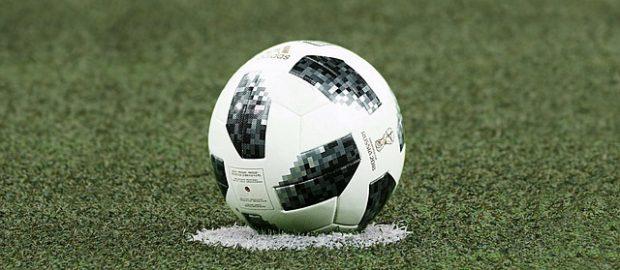 piłka z rosyjskiego mundialu
