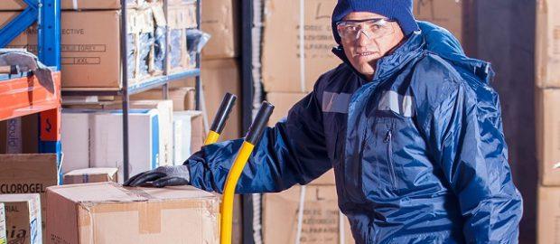 Pracownik logistyczny