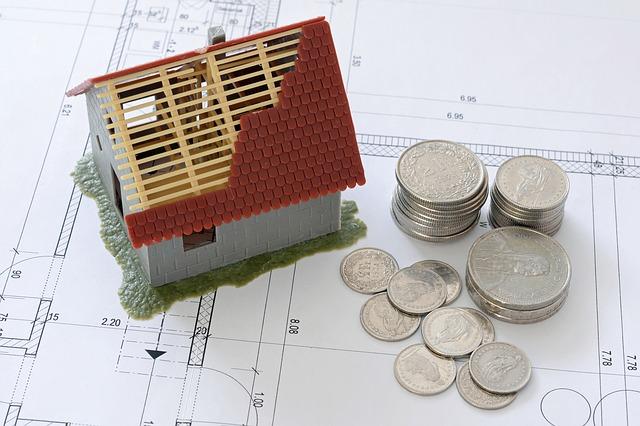 Projekt domu i pieniądze