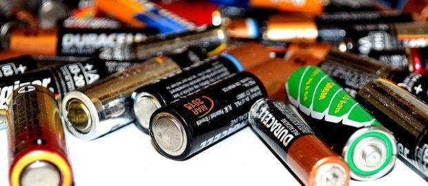 Stos baterii