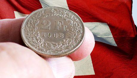 Zmiany na rynku walut – frank szwajcarski idzie w górę!