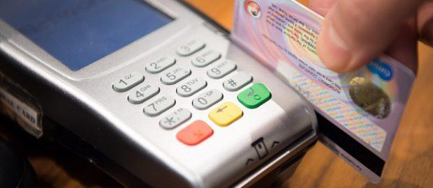 zapłata kartą kredytową