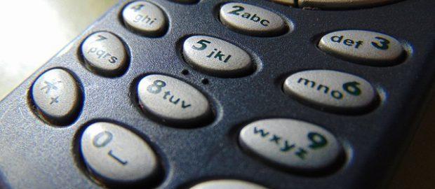 Klawiatura telefonu komórkowego