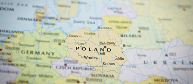 Polska na mapie