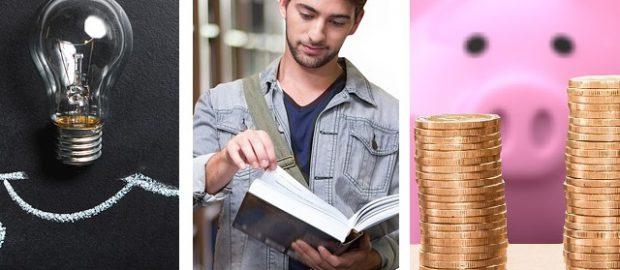 Student i pieniądze