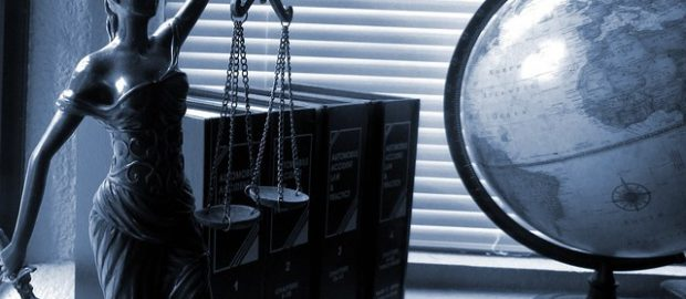 Figurka sprawiedliwości prawa