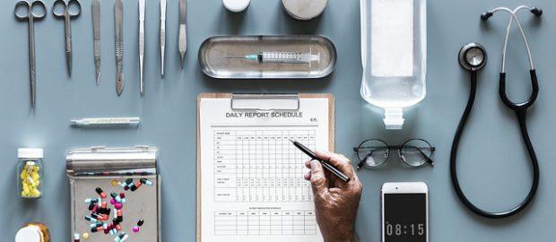 Przybory lekarza
