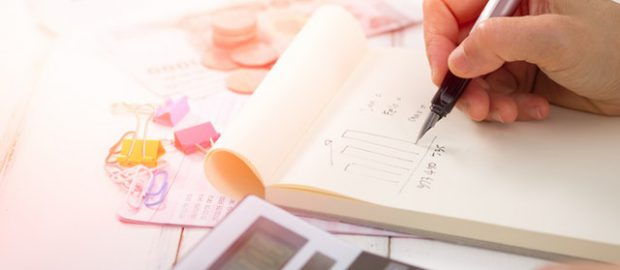 Kalkulator i notatnik