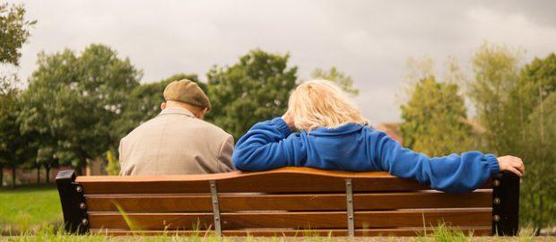 Starsi ludzie na emeryturze