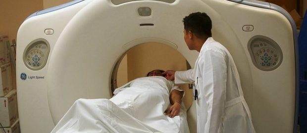badanie tomografem komputerowym
