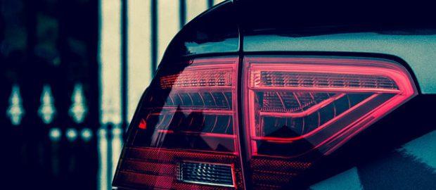 Lampa samochodu