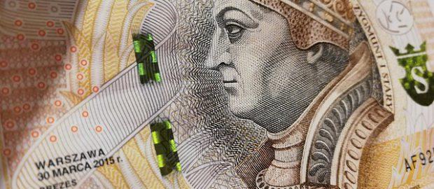 Banknot o nominale 200 złotych