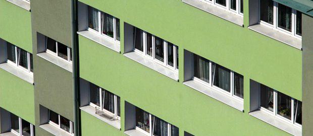 Zielony blok