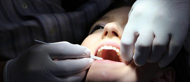pacjentka u dentysty