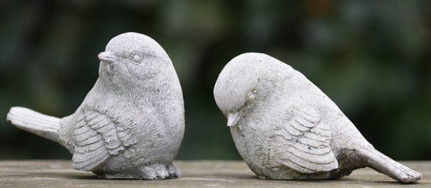 figurki kamienne