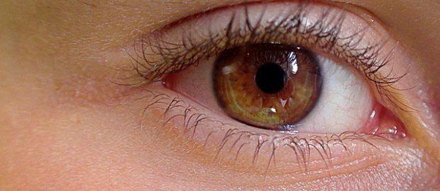 oko w zbliżeniu