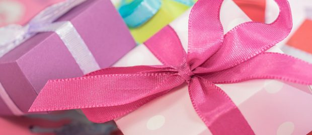 zapakowane prezenty