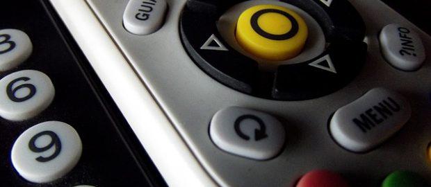 Pilot do telewizora