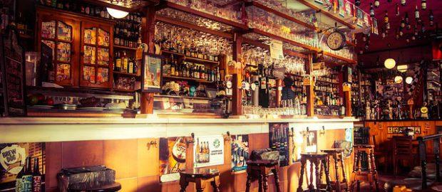 Pub z alkoholem
