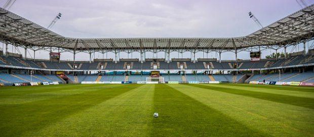 Stadion do gry w piłkę nożną