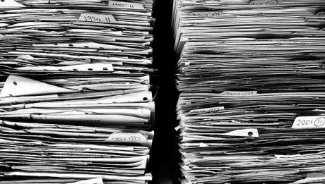 Stosy dokumentów