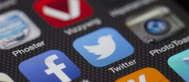 ikony Twittera i Facebooka