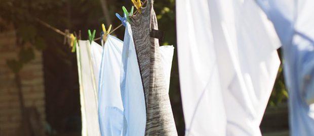 Wiszące pranie