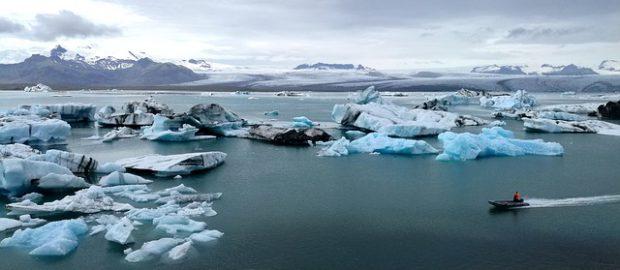 arktyczny pejzaż