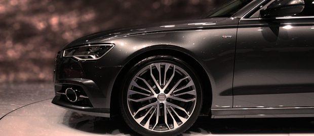 samochód Audi