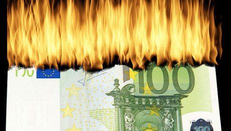 utrata płynności finansowej