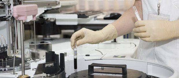 Laboratorium badanie