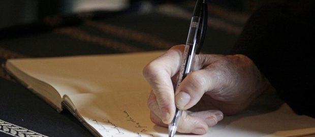 Spisywanie testamentu