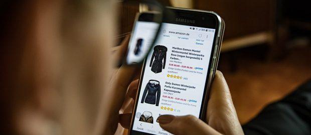 zakupy przez smartfon