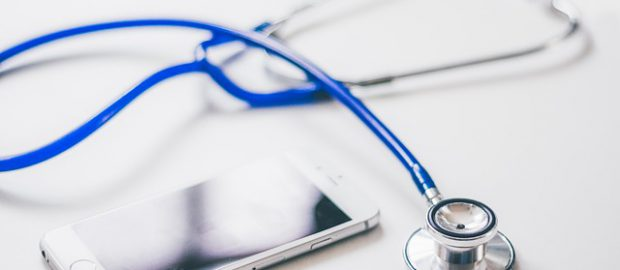 Stetoskop i komórka