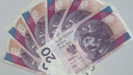 Banknoty PLN