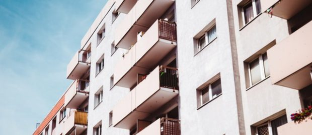 Blok mieszkaniowy