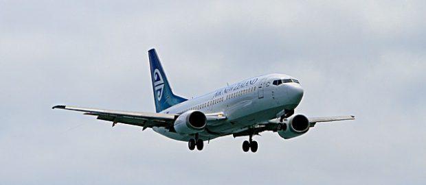 Boeing w locie