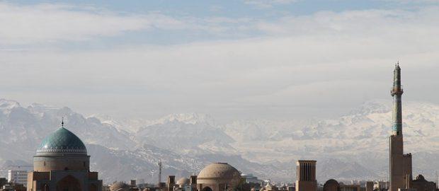 irański widok