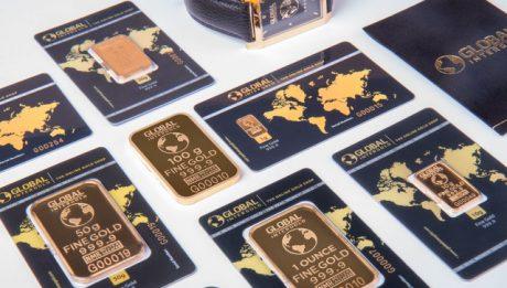 Sztabka złota – ile kosztuje, ile waży, czy można kupić?