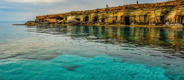 cypryjskie wybrzeże