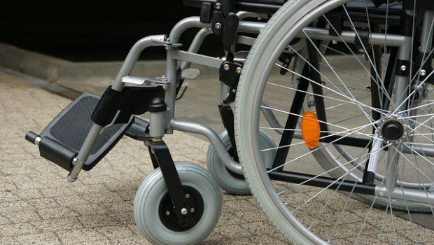 inwalidzki wózek