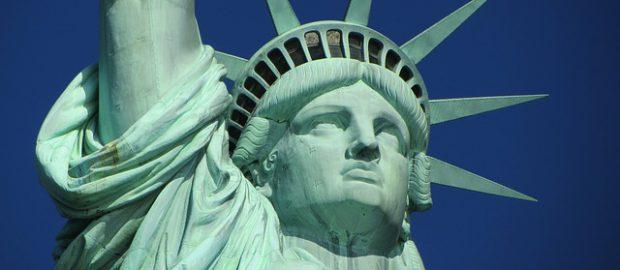 amerykańska Statua Wolności